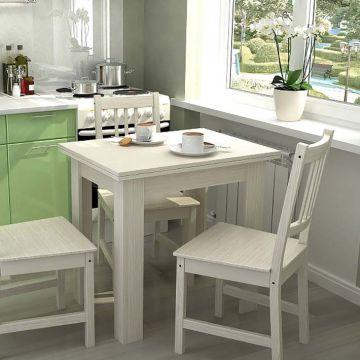"""Кухонный стол """"Стендмебель"""" раскладной-фото"""