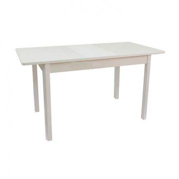 """Обеденный стол """"Квадро Color"""" (опоры массив)-фото"""