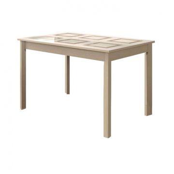 """Кухонный стол """"Buoni 3"""" (массив, нераздвижной)-фото"""