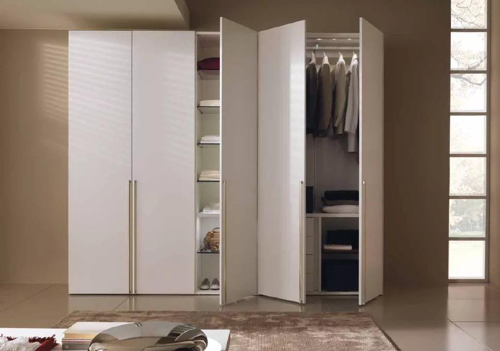 Шкафы распашные - секрет стиль.