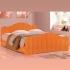 Кровать-5 с фигурными спинками Фант