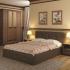 Кровать Линда (экокожа)