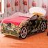 """Кровать для мальчика """"Омега-12"""" (ЛДСП)"""